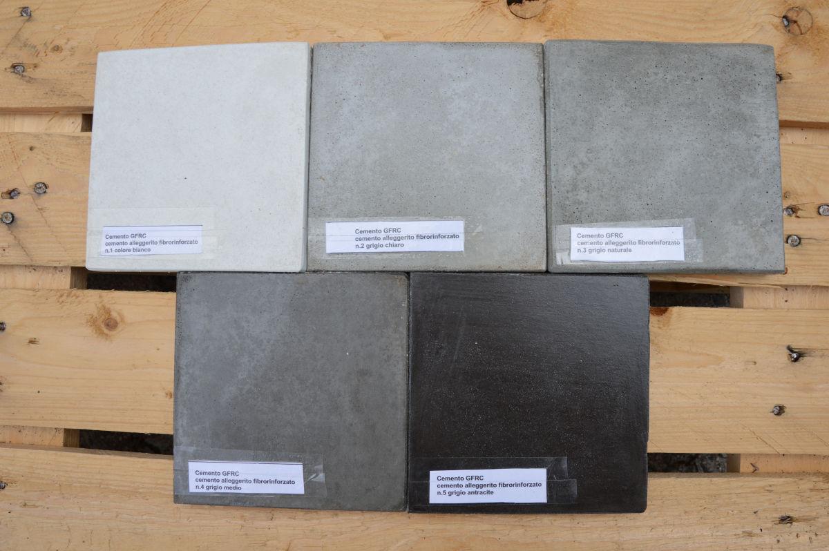Colori cemento